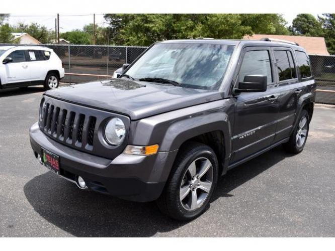2016 Gray /Dark Slate Gray Jeep Patriot FWD 4dr Latitude (1C4NJPFA2GD) , Automatic transmission, located at 4110 Avenue Q, Lubbock, 79412, (806) 687-6878, 33.556553, -101.855820 - Photo #3